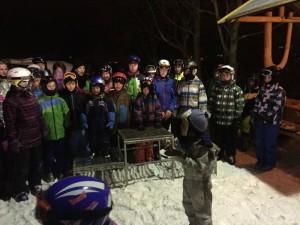 Skifasching